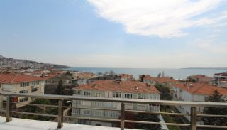 Квартиры с Видом на Море в Комплексе в Стамбуле Бююкчекмедже, Фотографии комнат-20