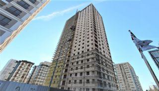 Современные Квартиры с Видом на Город в Стамбуле, Умрание, Фотографии строительства-1