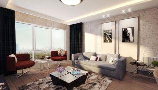 Современные Квартиры с Видом на Город в Стамбуле, Умрание, Фотографии комнат-2