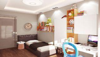 Современные Квартиры с Видом на Город в Стамбуле, Умрание, Фотографии комнат-6