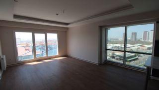 Moderne Immobilien in einem sicheren Komplex in Istanbul, Foto's Innenbereich-3