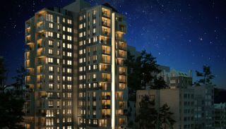 Investering lyxiga lägenheter att köpa i Istanbul Kagıthane, Istanbul / Kagithane - video