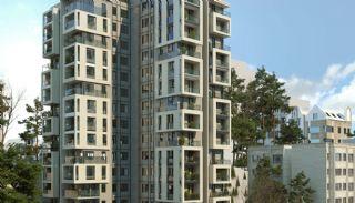 Investering lyxiga lägenheter att köpa i Istanbul Kagıthane, Istanbul / Kagithane