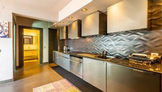 Готовая Квартира с Видом на Босфор в Стамбуле, Бешикташ, Фотографии комнат-10