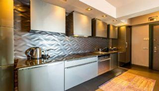 Готовая Квартира с Видом на Босфор в Стамбуле, Бешикташ, Фотографии комнат-11