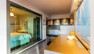 Готовая Квартира с Видом на Босфор в Стамбуле, Бешикташ, Фотографии комнат-12