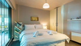 Готовая Квартира с Видом на Босфор в Стамбуле, Бешикташ, Фотографии комнат-13