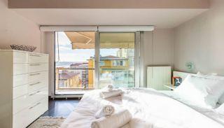Готовая Квартира с Видом на Босфор в Стамбуле, Бешикташ, Фотографии комнат-14