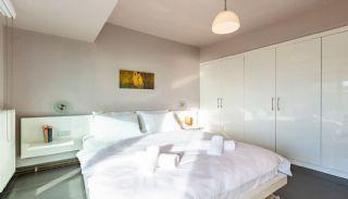 Готовая Квартира с Видом на Босфор в Стамбуле, Бешикташ, Фотографии комнат-15