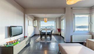 Готовая Квартира с Видом на Босфор в Стамбуле, Бешикташ, Фотографии комнат-3