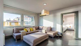 Готовая Квартира с Видом на Босфор в Стамбуле, Бешикташ, Фотографии комнат-5