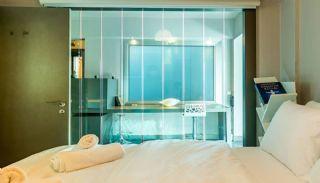 Готовая Квартира с Видом на Босфор в Стамбуле, Бешикташ, Фотографии комнат-7
