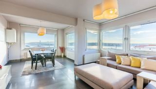 Готовая Квартира с Видом на Босфор в Стамбуле, Бешикташ, Фотографии комнат-1