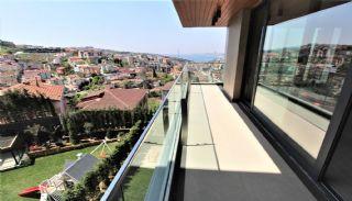 İstanbul'da Modern Tasarımlı Boğaz Manzaralı Lüks Daireler, İstanbul / Üsküdar