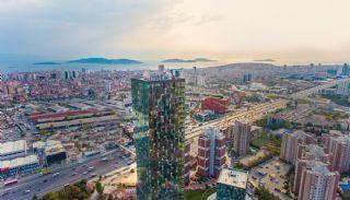 شقق مطلة على البحر في مجمع سكني في اسطنبول كارتال, اسطنبول / كارتال - video