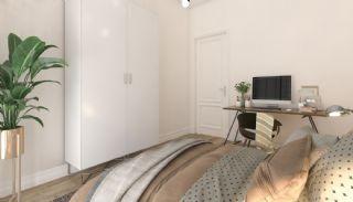Gut gelegene Immobilien in einem sicheren Komplex in Kartal, Foto's Innenbereich-10