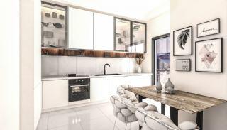Gut gelegene Immobilien in einem sicheren Komplex in Kartal, Foto's Innenbereich-4