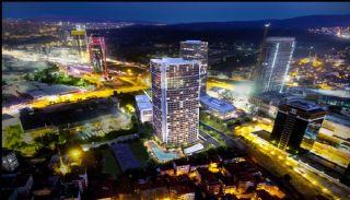 Luxueux Appartements à Maltepe Istanbul Vue Mer et Ville, Istanbul / Maltepe - video