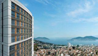 Luxueux Appartements à Maltepe Istanbul Vue Mer et Ville, Istanbul / Maltepe