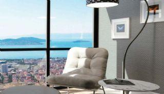 Luxueux Appartements à Maltepe Istanbul Vue Mer et Ville, Photo Interieur-1