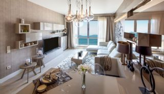 Luxueux Appartements à Maltepe Istanbul Vue Mer et Ville, Photo Interieur-3