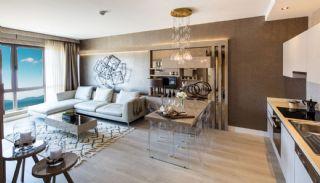 Luxueux Appartements à Maltepe Istanbul Vue Mer et Ville, Photo Interieur-4