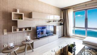 Luxueux Appartements à Maltepe Istanbul Vue Mer et Ville, Photo Interieur-5