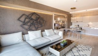 Luxueux Appartements à Maltepe Istanbul Vue Mer et Ville, Photo Interieur-6
