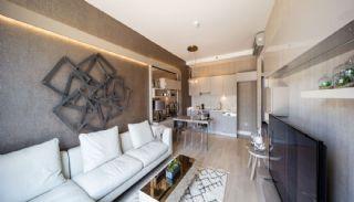 Luxueux Appartements à Maltepe Istanbul Vue Mer et Ville, Photo Interieur-7