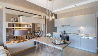 Luxueux Appartements à Maltepe Istanbul Vue Mer et Ville, Photo Interieur-8