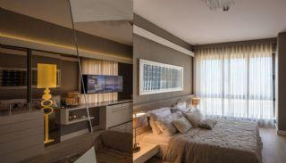 Luxueux Appartements à Maltepe Istanbul Vue Mer et Ville, Photo Interieur-9