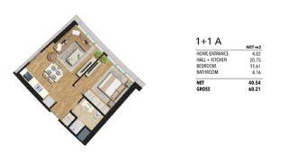 Luxueux Appartements à Maltepe Istanbul Vue Mer et Ville, Projet Immobiliers-1