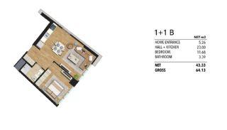 Luxueux Appartements à Maltepe Istanbul Vue Mer et Ville, Projet Immobiliers-3