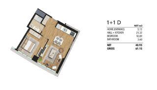 Luxueux Appartements à Maltepe Istanbul Vue Mer et Ville, Projet Immobiliers-4