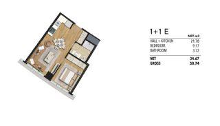 Luxueux Appartements à Maltepe Istanbul Vue Mer et Ville, Projet Immobiliers-5
