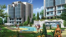 Immobilier de Luxe Pour une Vie Paisible à Istanbul, Istanbul / Mecidiyekoy - video