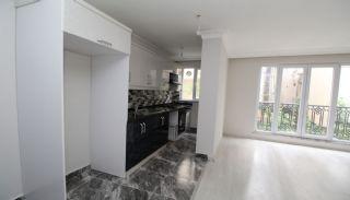 شقة رخيصة في اسطنبول كاغيثانه في موقع مركزي, تصاوير المبنى من الداخل-4