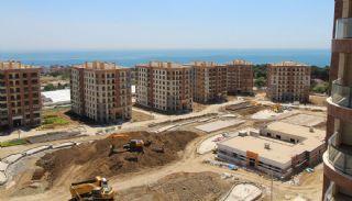 Элитные Квартиры в Стамбуле Рядом с Морем и Портом для Яхт, Фотографии строительства-1