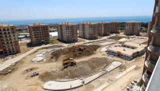 Элитные Квартиры в Стамбуле Рядом с Морем и Портом для Яхт, Фотографии строительства-4