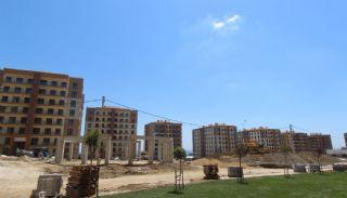 Элитные Квартиры в Стамбуле Рядом с Морем и Портом для Яхт, Фотографии строительства-5