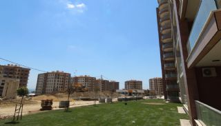 Элитные Квартиры в Стамбуле Рядом с Морем и Портом для Яхт, Фотографии строительства-6