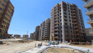 Элитные Квартиры в Стамбуле Рядом с Морем и Портом для Яхт, Фотографии строительства-7