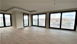 Duplex Apartment for Sale in Istanbul with Bosphorus View, Interior Photos-1