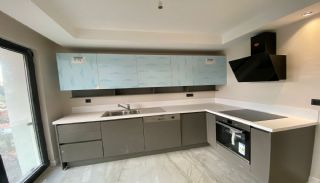 Duplex Apartment for Sale in Istanbul with Bosphorus View, Interior Photos-13
