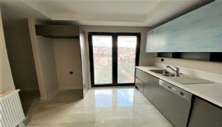 Duplex Apartment for Sale in Istanbul with Bosphorus View, Interior Photos-14