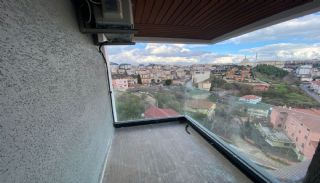 Duplex Apartment for Sale in Istanbul with Bosphorus View, Interior Photos-19