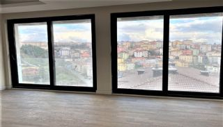 Duplex Apartment for Sale in Istanbul with Bosphorus View, Interior Photos-2