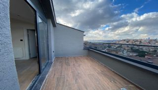 Duplex Apartment for Sale in Istanbul with Bosphorus View, Interior Photos-20