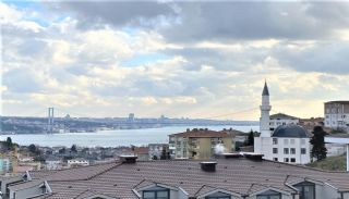 Duplex Apartment for Sale in Istanbul with Bosphorus View, Interior Photos-21