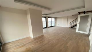 Duplex Apartment for Sale in Istanbul with Bosphorus View, Interior Photos-3